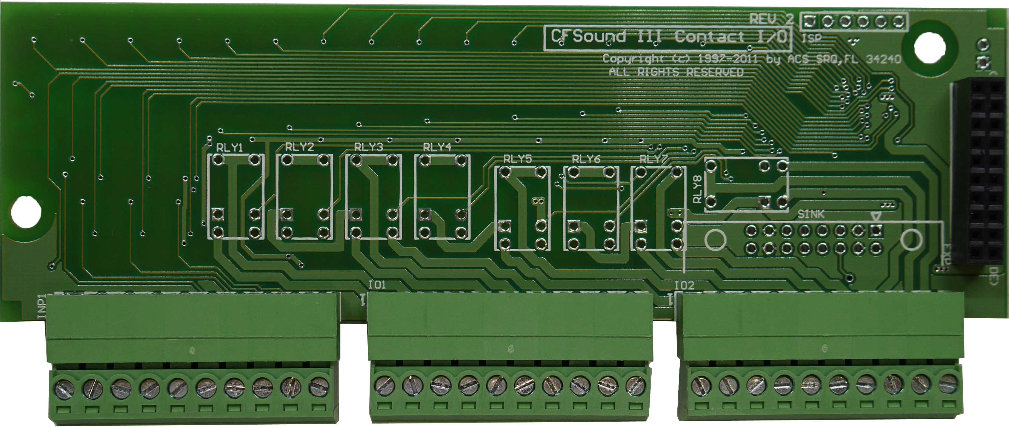 Picture of CFSound Contact Sense 24 Module