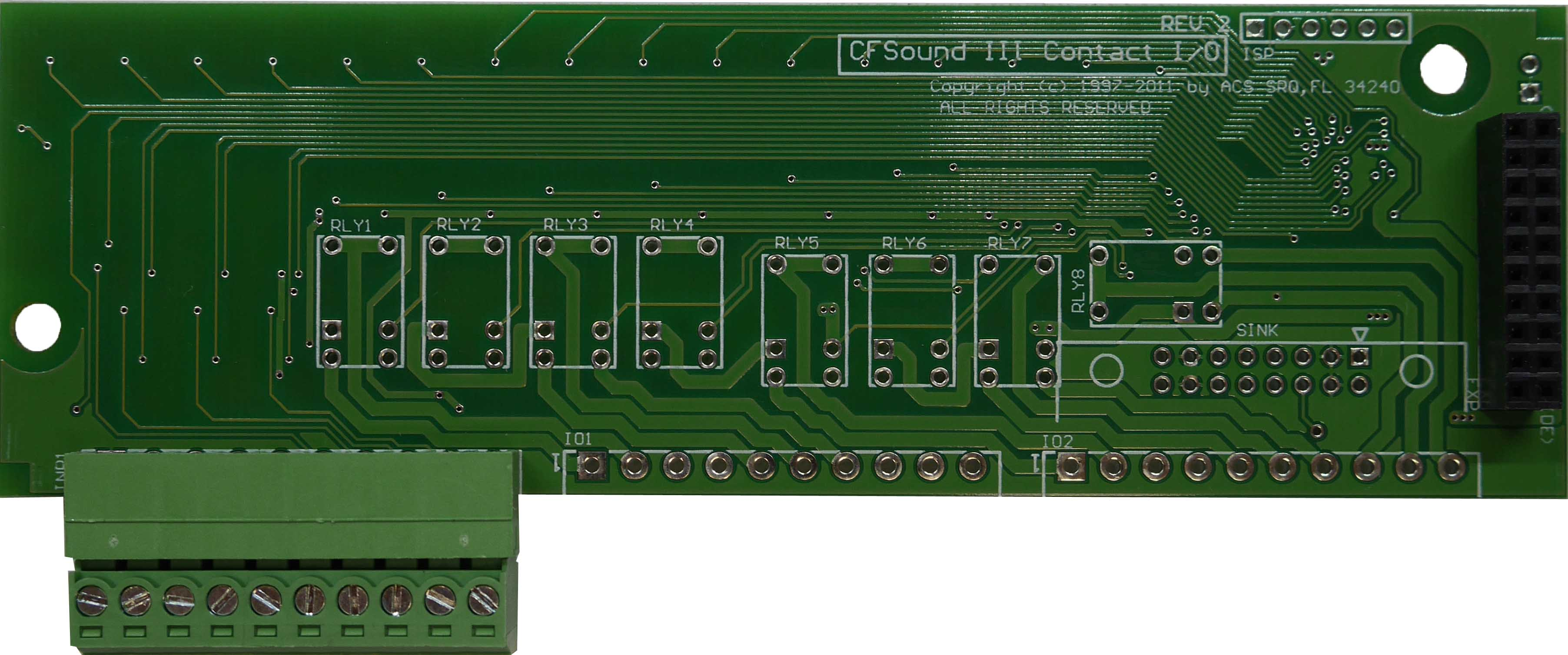 Picture of CFSound Contact Sense 8 Module